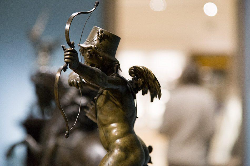 Fabian Fröhlich, Herzog Anton Ulrich-Museum Braunschweig, Bogenschießender Amor