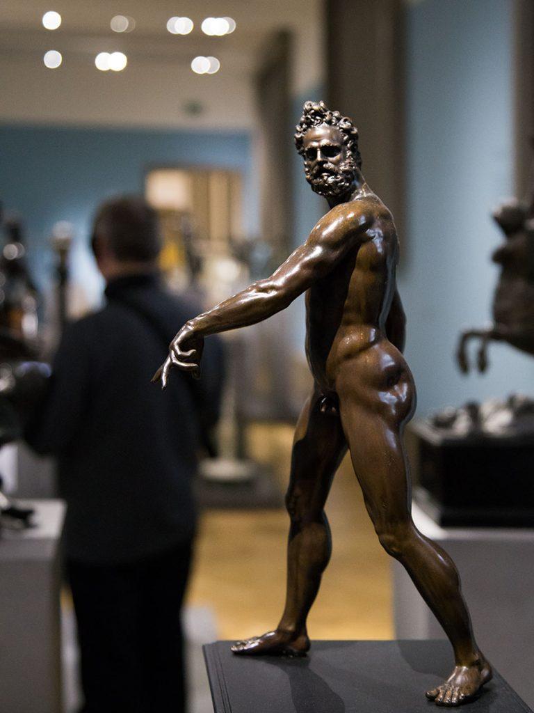 Fabian Fröhlich, Herzog Anton Ulrich-Museum Braunschweig, Giambologna, Schreitender Mars