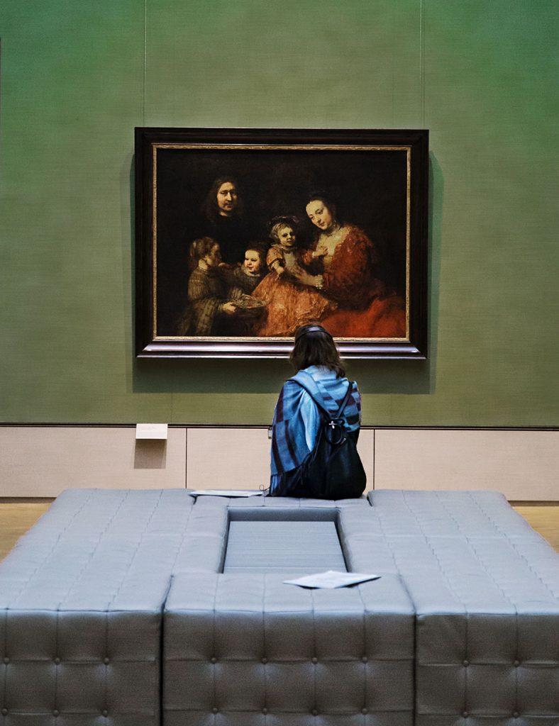 Fabian Fröhlich, Herzog Anton Ulrich-Museum Braunschweig, Rembrandt, Familienbild