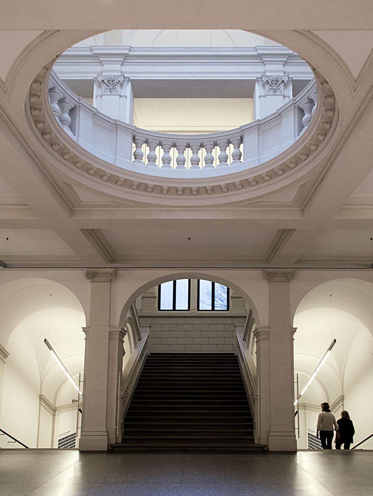 Fabian Fröhlich, Herzog Anton Ulrich-Museum Braunschweig, Treppenhaus