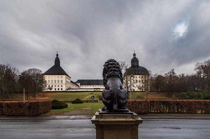 Fabian Fröhlich, Gotha, Schloss Friedenstein,