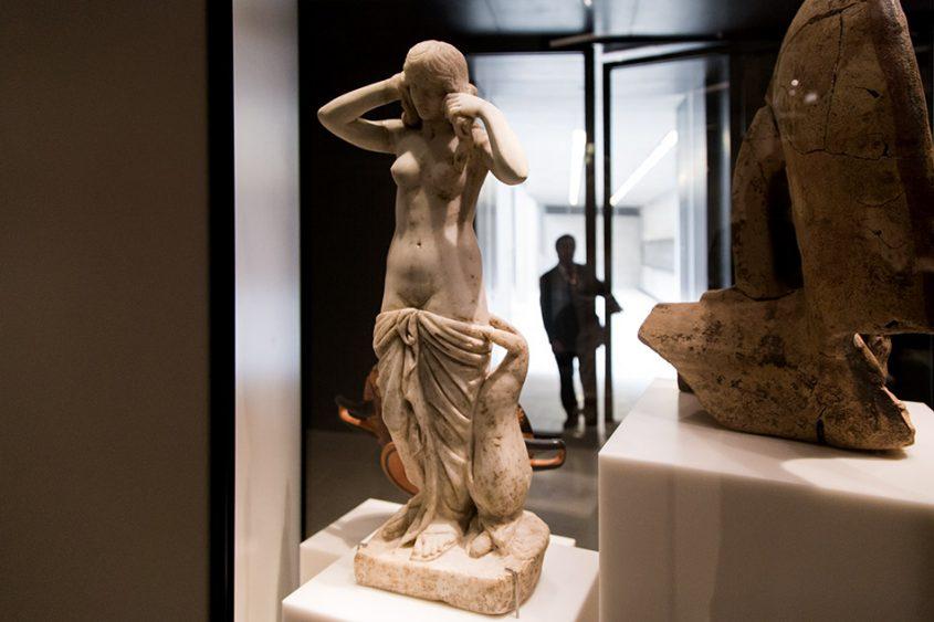 Fabian Fröhlich, James-Simon-Galerie, Berlin, Archäologische Promenade