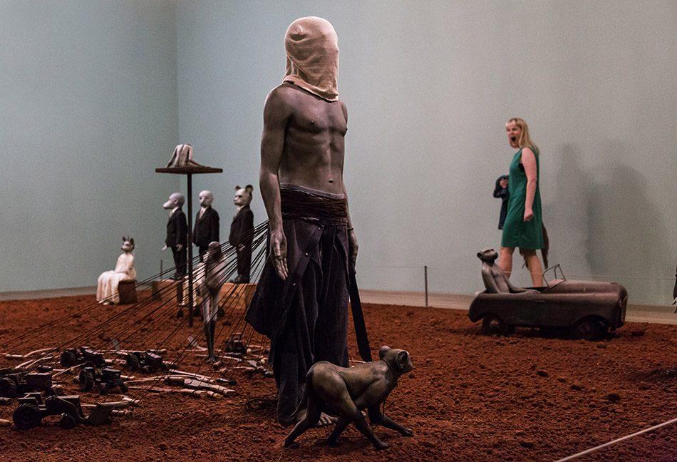 Fabian Fröhlich, Tate Modern, Jane Alexander , African Adventure