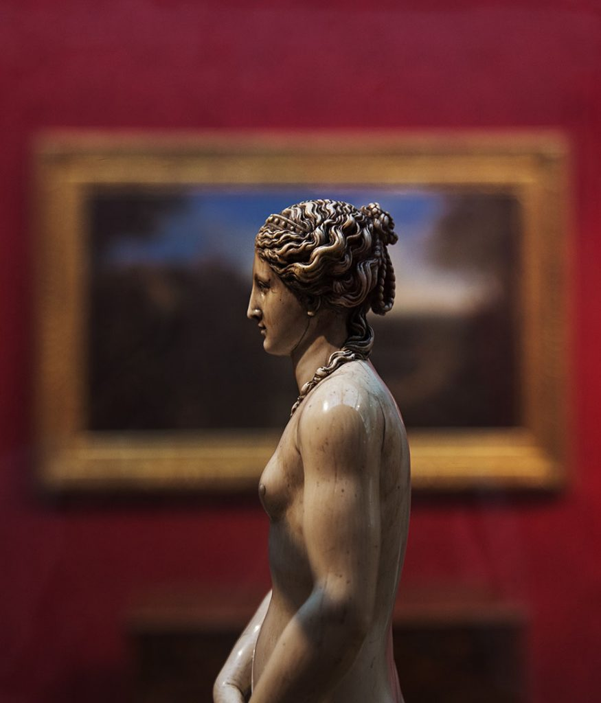 Fabian Fröhlich, Oxford, Ashmolean Museum, Georg Petel, Statuette of Venus