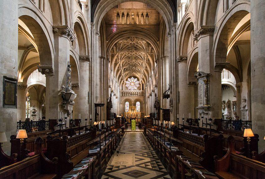 Fabian Fröhlich, Oxford, Christ Church Cathedral