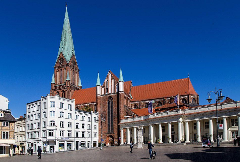 Fabian Fröhlich, Schwerin, Marktplatz
