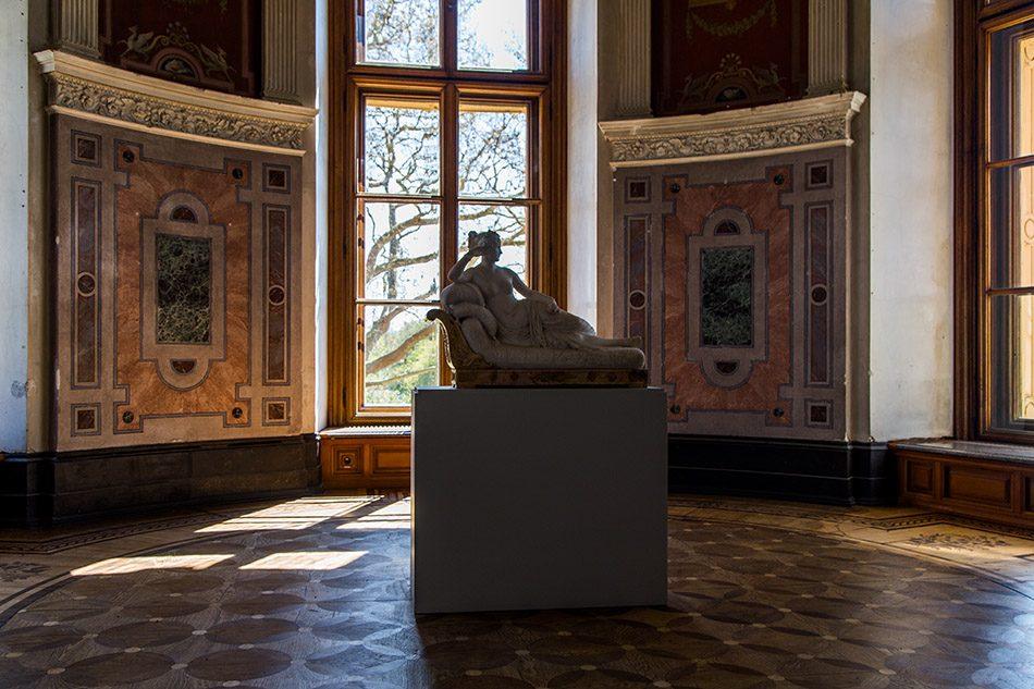 Fabian Fröhlich, Schloss Schwerin, Leanderraum