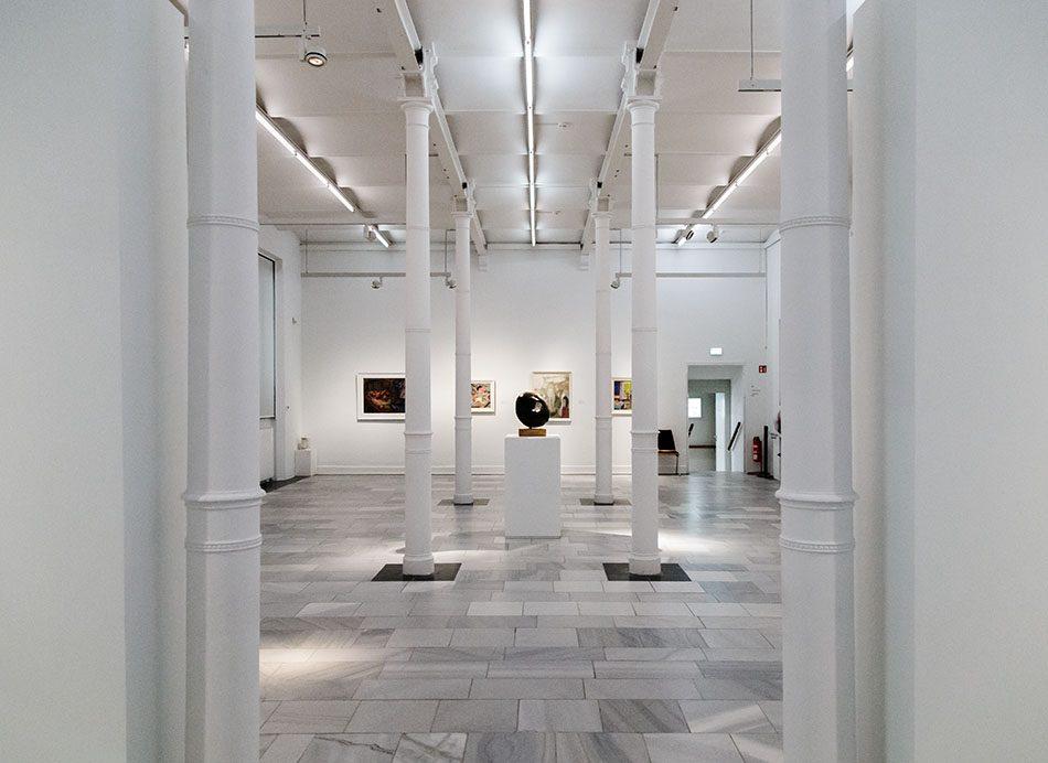 Fabian Fröhlich, Staatliches Museum Schwerin, Neue Meister