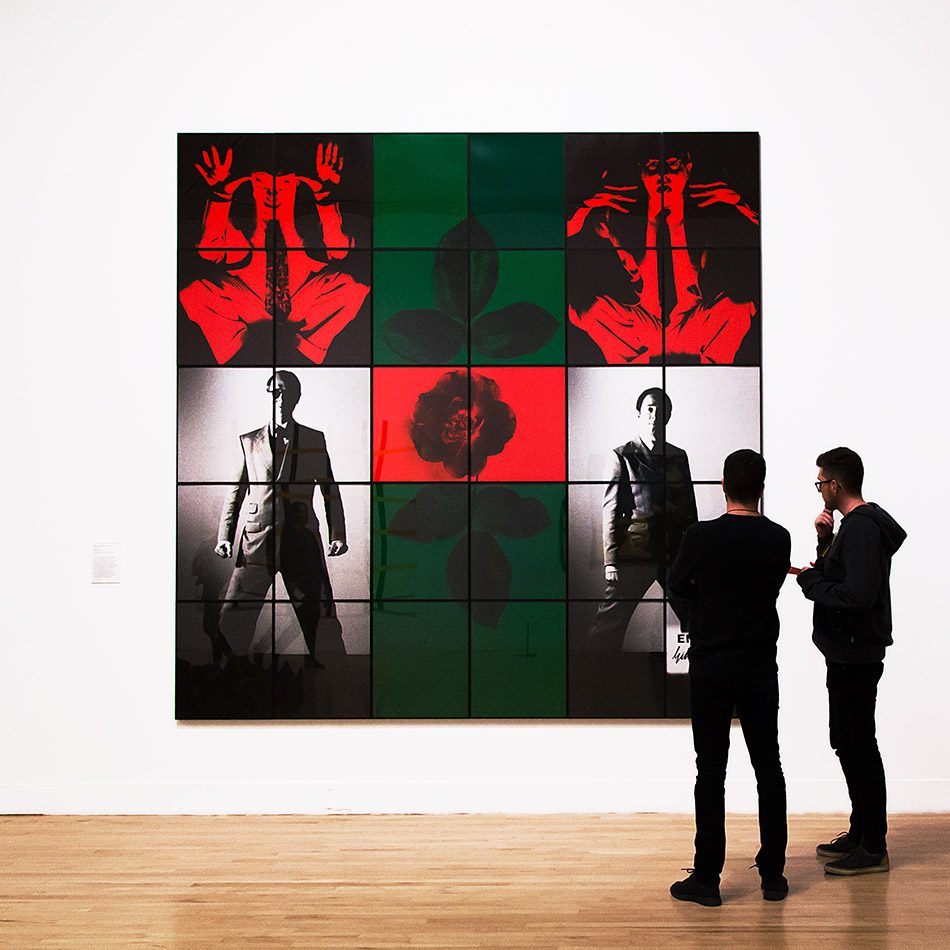 Fabian Fröhlich, Tate Britain, Gilbert & George, England