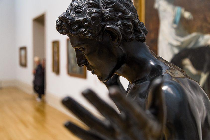 Fabian Fröhlich, Tate Britain, Lycidas by James Havard Thomas