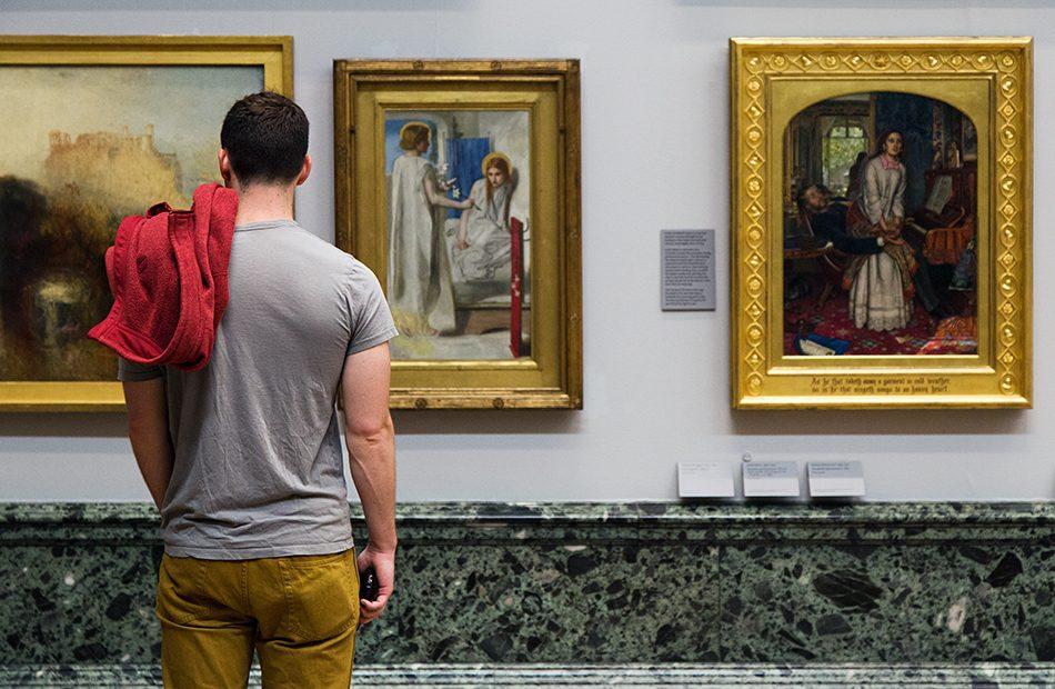 Fabian Fröhlich, Tate Britain,