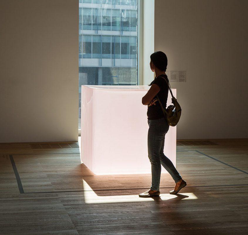 Fabian Fröhlich, Tate Modern, Roni Horn, Pink Tons