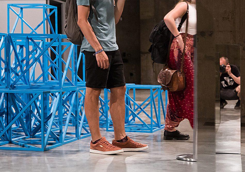 Fabian Fröhlich, Tate Modern, Rasheed Araeen, Zero to Infinity