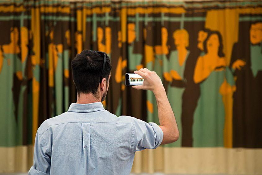 Fabian Fröhlich, Tate Modern,