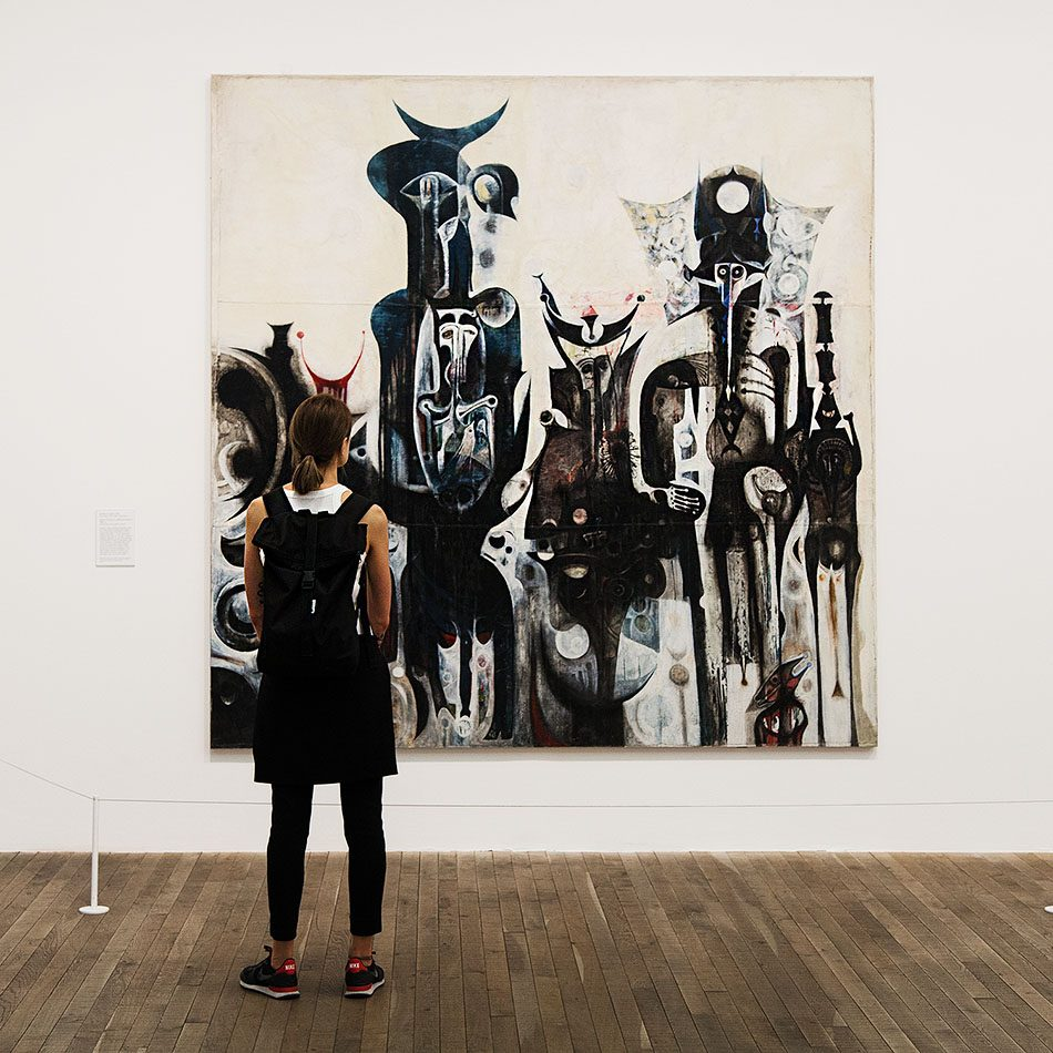 Fabian Fröhlich, Tate Modern, Ibrahim El-Salahi, Reborn Sounds of Childhood Dreams