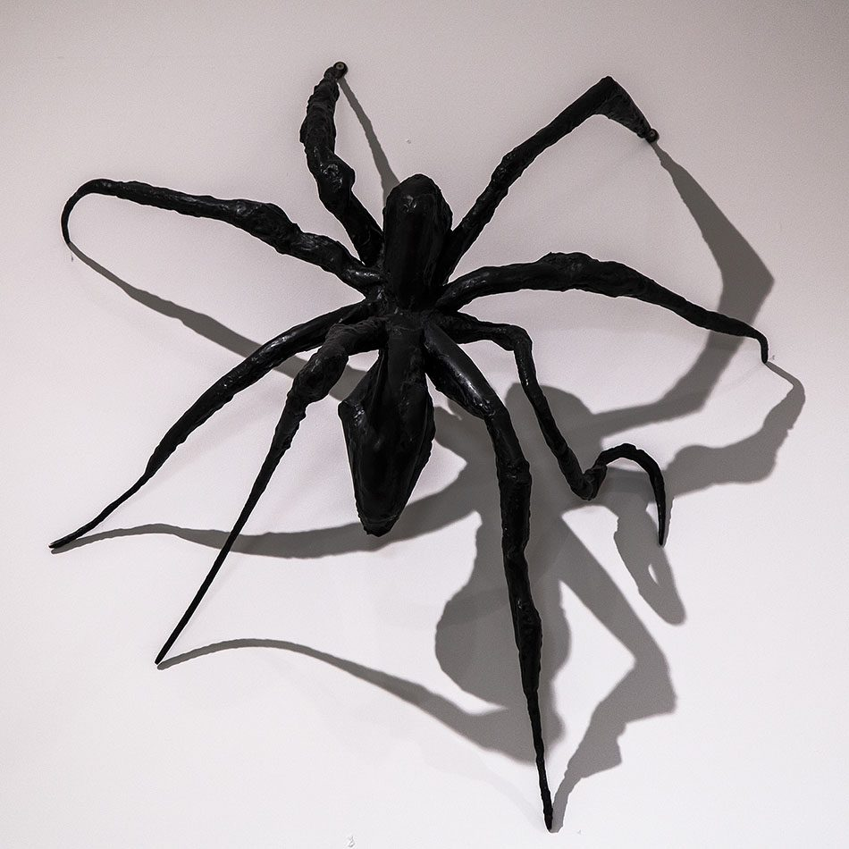 Fabian Fröhlich, Tate Modern, Louise Bourgeois, Spider I
