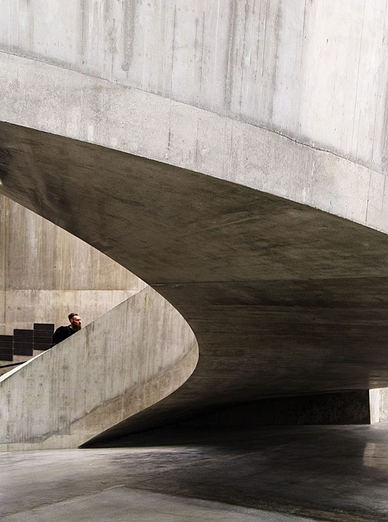 Fabian Fröhlich, Tate Modern, Tanks staircase