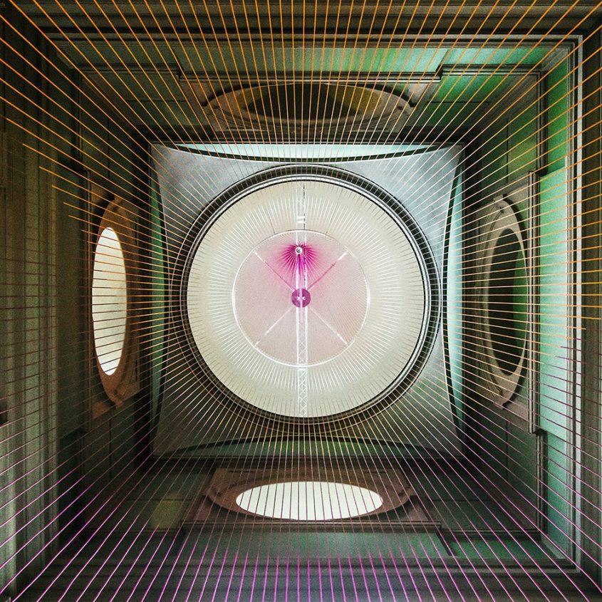 Fabian Fröhlich, V&A, Glithero, The Green Room