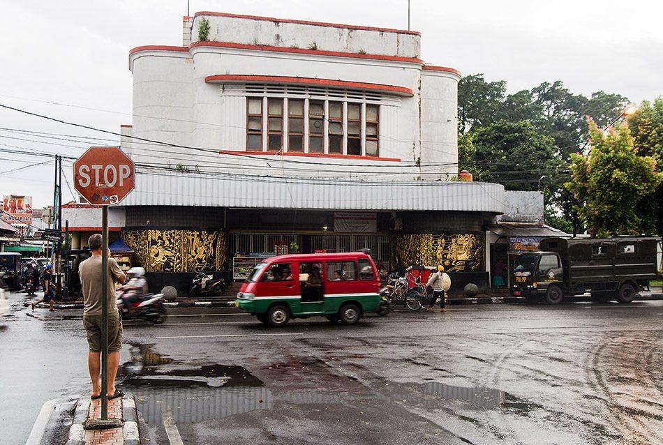 Fabian Fröhlich, Java, Bandung, Ex-Dian Cinema