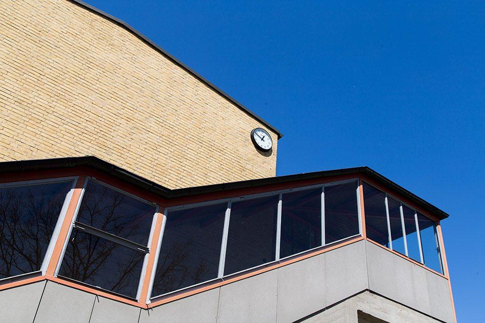 Fabian Fröhlich, Bauhaus-Denkmal Bundesschule Bernau, Seminarraum
