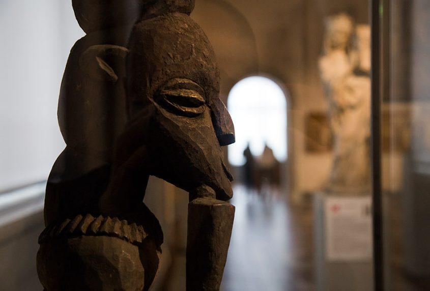 Fabian Fröhlich: Unvergleichlich: Kunst aus Afrika im Bode-Museum, König Fosia
