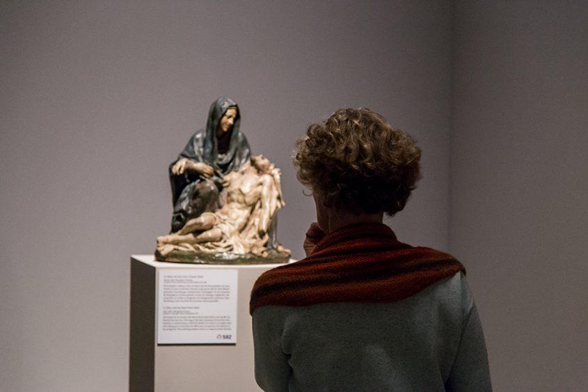 Fabian Fröhlich: Unvergleichlich: Kunst aus Afrika im Bode-Museum, Pieta, Spanien
