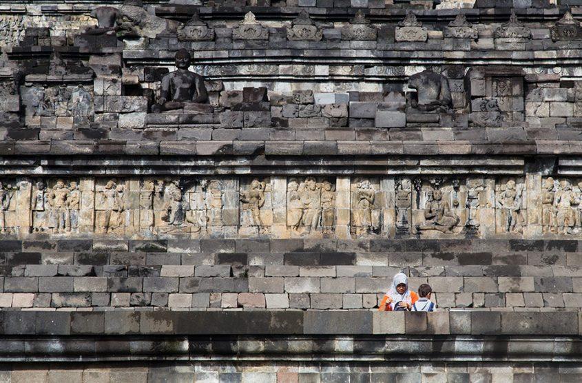 Fabian Fröhlich, Borobudur Temple, Gallery