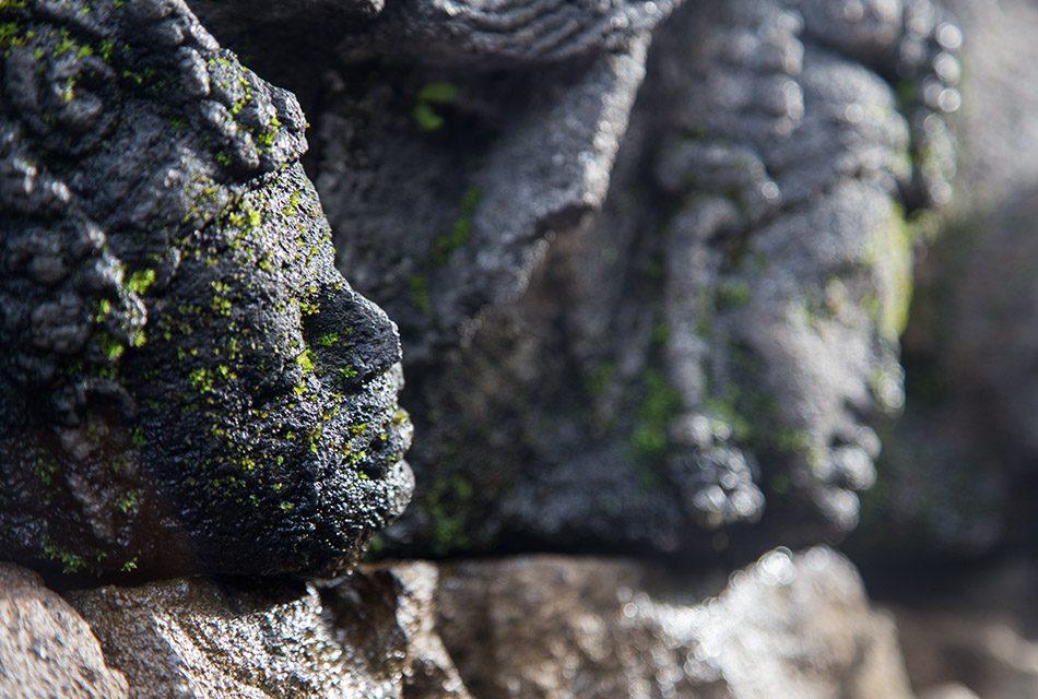 Fabian Fröhlich, Borobudur Temple, Relief