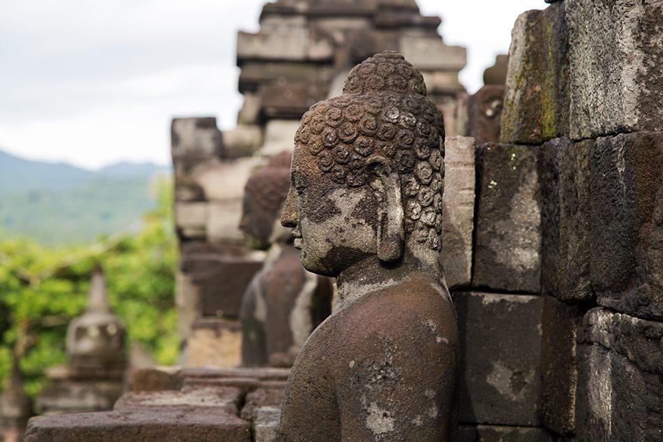 Fabian Fröhlich, Borobudur Temple,