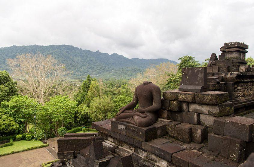 Fabian Fröhlich, Borobudur Temple, Buddha