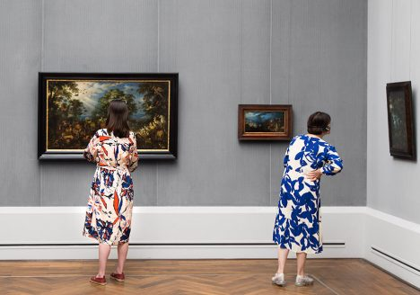 Gemäldegalerie, Berlin, Roelant Savery, Das Paradies, Fabian Fröhlich