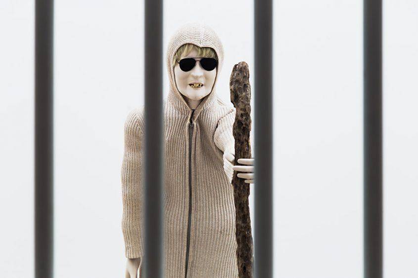 Fabian Fröhlich, Biennale di Venezia, 2019, Giardini, Belgian Pavilion, Jos de Gruyter & Harald Thys, Mondo Cane