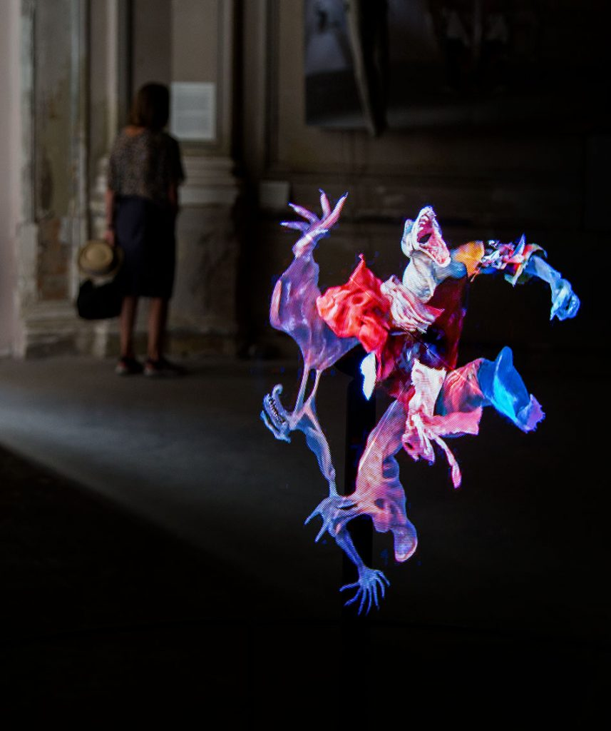 Fabian Fröhlich, Biennale di Venezia, 2019, Giardini, Central Pavilion, Cyprien Gaillard L'Ange du foyer