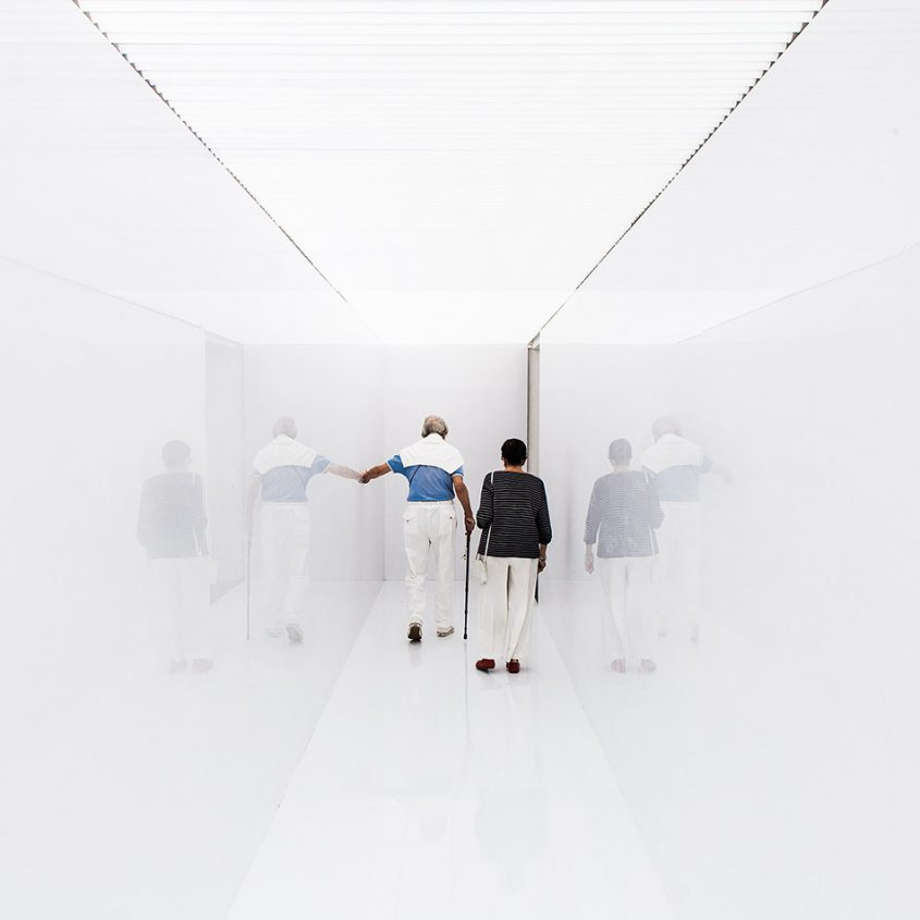 Fabian Fröhlich, Biennale di Venezia, 2019, Giardini, Central Pavilion, Ryoji Ikeda, spektra III