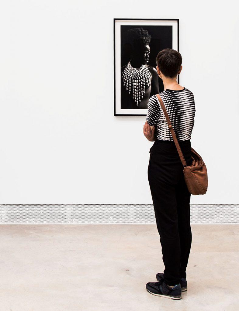 Fabian Fröhlich, Biennale di Venezia, 2019, Giardini, Central Pavilion, Zanele Muholi, Zodwa, Paris