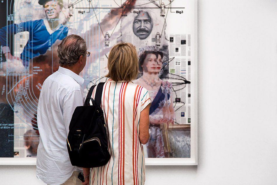 Fabian Fröhlich, Biennale di Venezia, 2019, Giardini, Central Pavilion, Tavares Strachan, Four Hundred Meter Dash