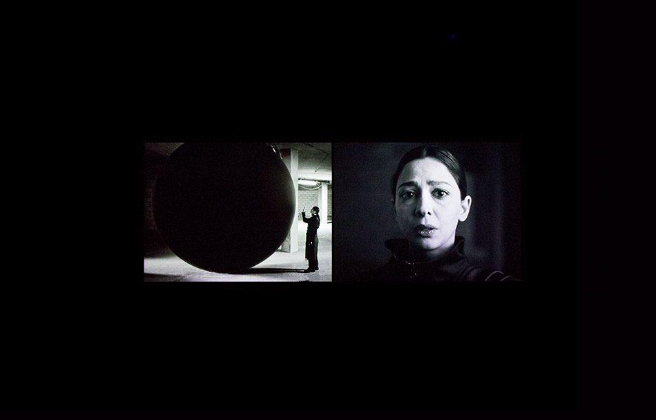Fabian Fröhlich, Biennale di Venezia, 2019, Giardini, Danish Pavilion, Larissa Sansour, Heirloom