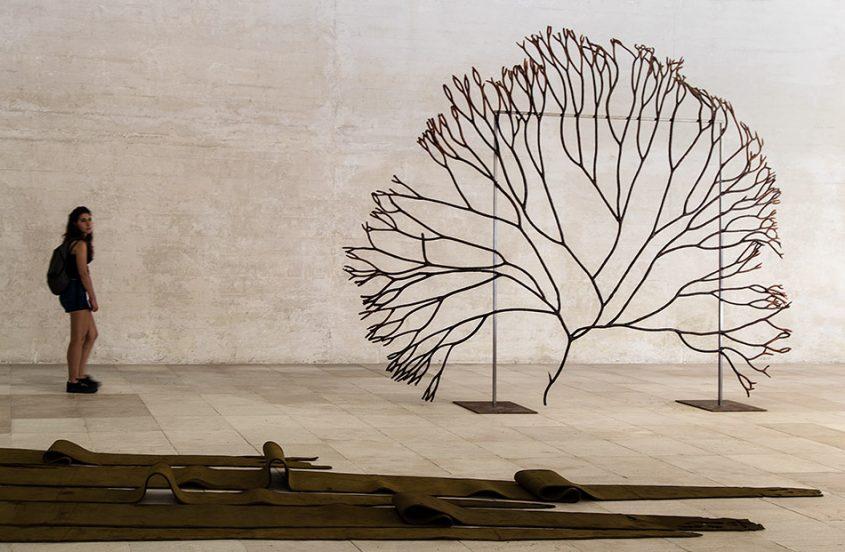 Fabian Fröhlich, Biennale di Venezia, 2019, Giardini, Nordic Pavilion, Ingela Ihrman, A great Seaweed Day