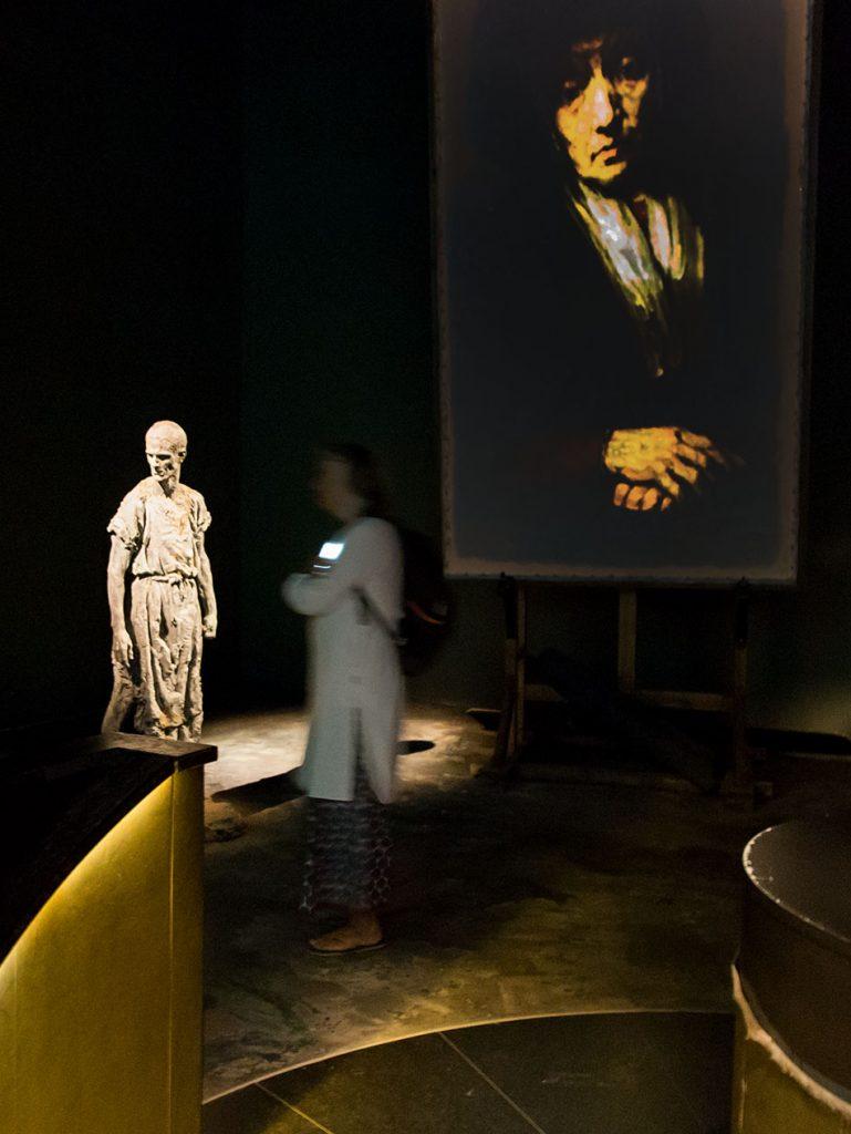 Fabian Fröhlich, Biennale di Venezia, 2019, Giardini, Russian Pavilion, Alexander Sokurov, Lc. 15: 11-31