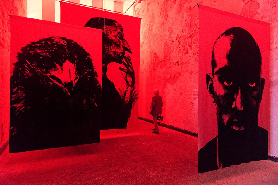 Fabian Fröhlich, Biennale di Venezia, 2019, Giardini, Venezuelan Pavilion, Ricardo García