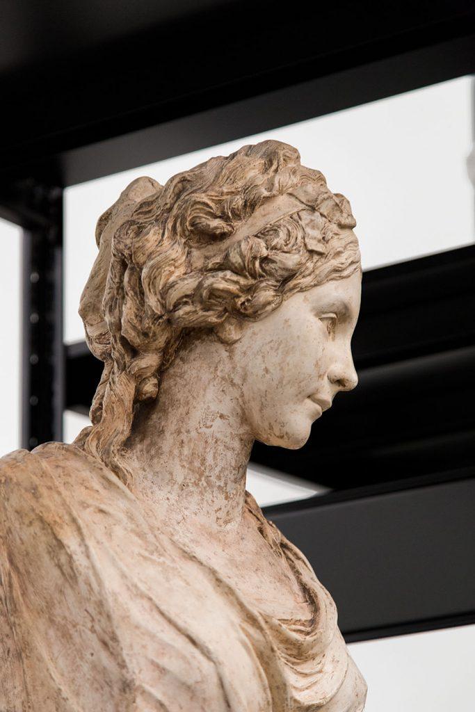 Ausstellung Nah, am Leben, 200 Jahre Gipsformerei, James-Simon-Galerie, Johann Gottfried Schadow, Prinzessin Friederike von Preußen