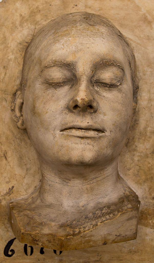 Ausstellung Nah, am Leben, 200 Jahre Gipsformerei, James-Simon-Galerie, Frauenkopf
