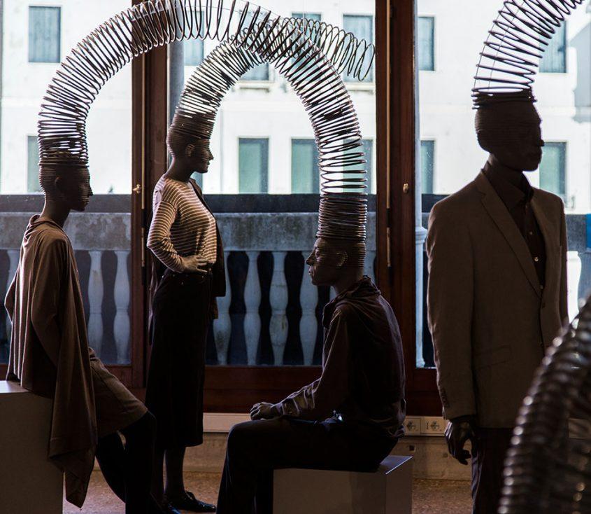 Fabian Fröhlich, Venedig, Biennale di Venezia, Azerbaijan Pavilion, Ulviyya Aliyeva & Kanan Aliyev , The Slinky Effect