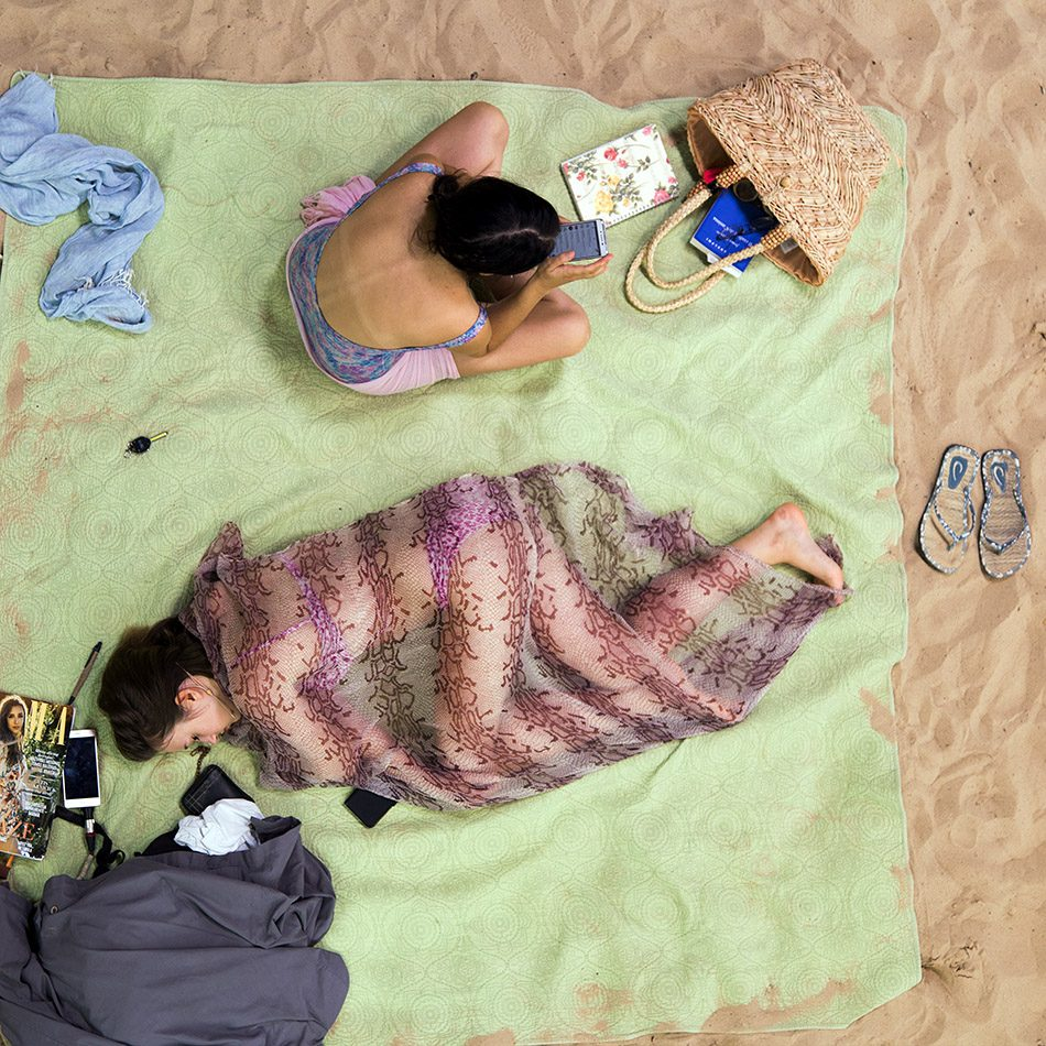 Fabian Fröhlich, Venedig, Biennale di Venezia, Lithuania Pavilion, Lina Lapelyte, Vaiva Grainyte and Rugile Barzdziukaite, Sun & Sea (Marina)