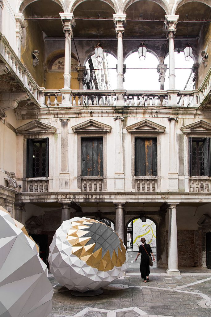 Fabian Fröhlich, Venedig, Biennale di Venezia, Conservatorio di Musica Benedetto Marcello di Venezia, The Spark is You: Parasol unit in Venice, Sahand Hesamiyan, Forough