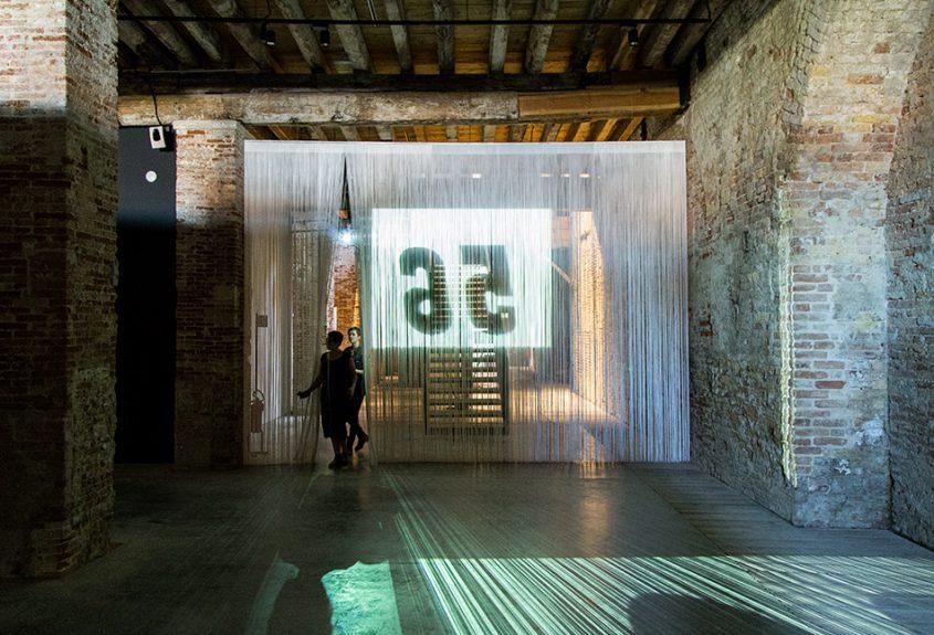 Fabian Fröhlich, Biennale di Venezia 2019, Arsenale, Applied Arts Pavilion, Marysia Lewandowska, It's About Time