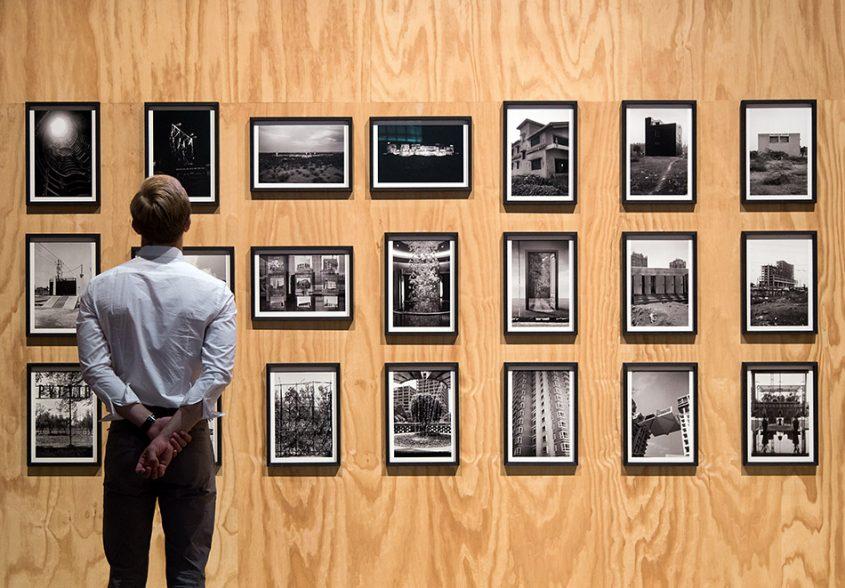 Fabian Fröhlich, Biennale di Venezia 2019, Arsenale, Gauri Gill, from the series Becoming