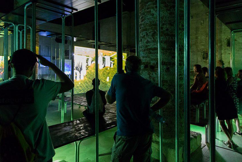 Fabian Fröhlich, Biennale di Venezia 2019, Arsenale, Hito Steyerl, This is the future