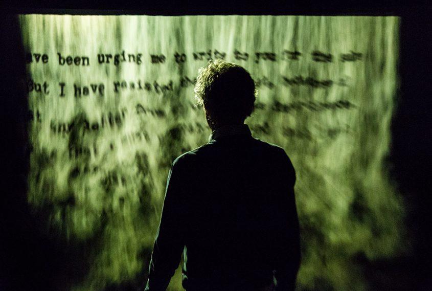 Fabian Fröhlich, Biennale di Venezia 2019, Arsenale, Indian Pavilion, Jitish Kallat, Our time for a future caring