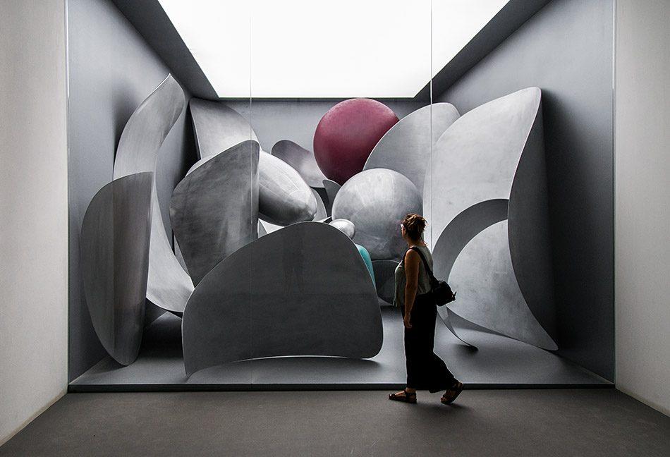 Fabian Fröhlich, Biennale di Venezia 2019, Arsenale, Liu Wei, Microworld